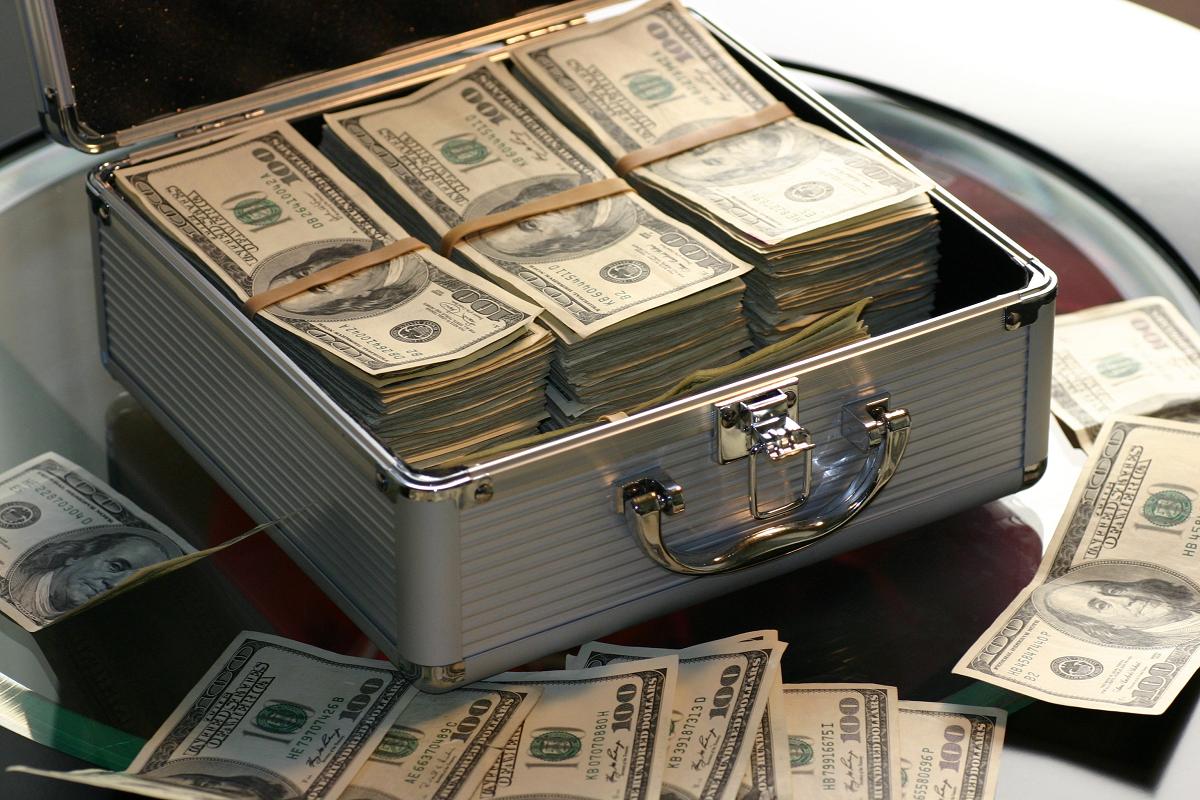 1 cash